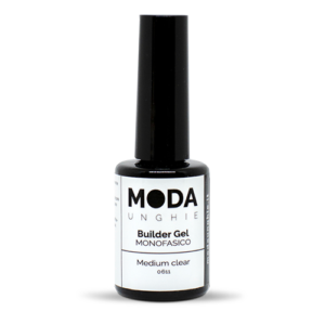 Builder Gel Monofasico Medium Clear
