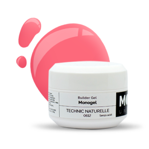 Builder Gel Monogel Technic Naturel...