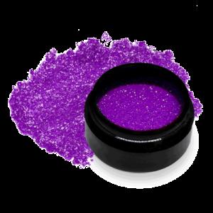 Micro Glitter Lavanda
