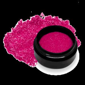 Micro Glitter Rosso Lampone
