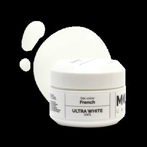 French Gel Ultra White