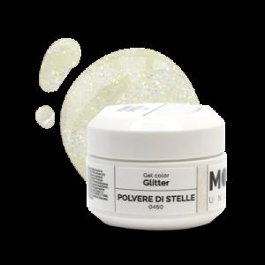 Gel Color Glitter Polvere Di Stelle