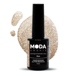 Duo Color Diamond Glitter Prosecco